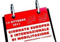 Il 15 ottobre una grande e pacifica manifestazione di popolo a Roma