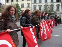 Il 17 novembre lavoratori e studenti in sciopero e in piazza