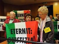 Esposti amianto - sentenza eternit : condannata a 16 anni la proprieta' svizzero-belga, risarcite le vittime , i comuni , i sindacati, le associazioni