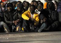 Italia condannata dalla Corte Ue per i respingimenti in Libia.