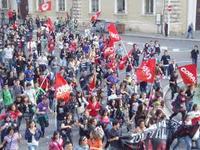 I COBAS scioperano e manifestano il 12 dicembre